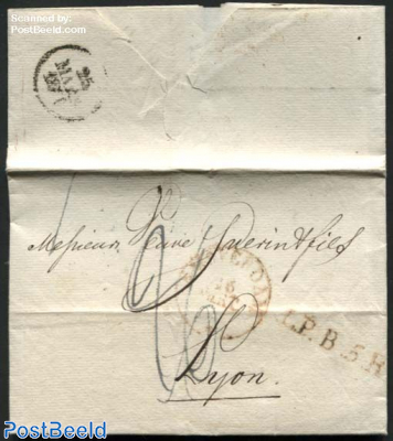 Letter from Zwolle to Oldemarkt