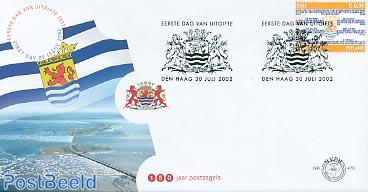 ZEELAND 1V FDC