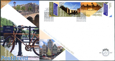 Europa, Visit Amsterdam FDC