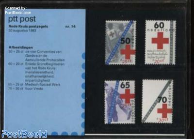 Red Cross, presentation pack 14
