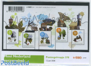 Beautiful Holland presentation pack 378