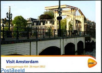 Europa, visit Amsterdam presentation pack 454