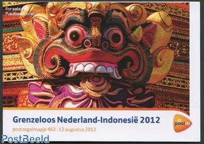 Borderless Netherlands-Indonesia pres. pack 463
