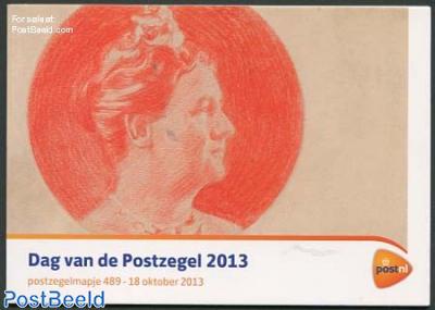 Stamp Day, Presentation pack 489