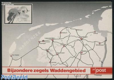 Special presentation pack Waddeneilanden