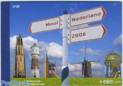 Beautiful Holland prestige booklet 20