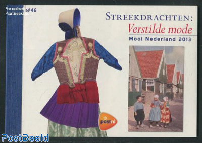 Beautiful Netherland, costumes, Prestige booklet