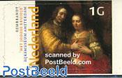 Rembrandt painting 1v