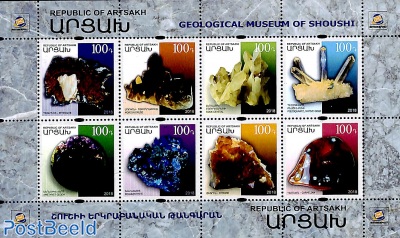 Minerals 8v m/s