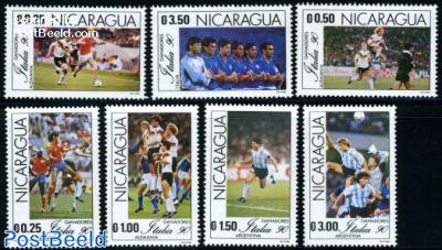 World Cup Football 7v