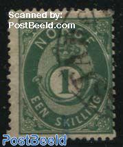 1Sk, bluishgreen, clear print