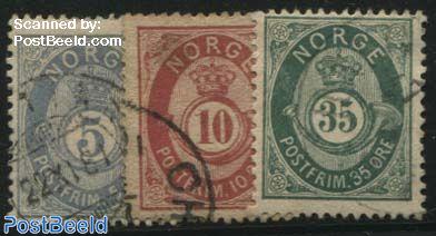 Definitives 3v, New engraved plates