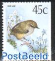 Bird 1v from booklet