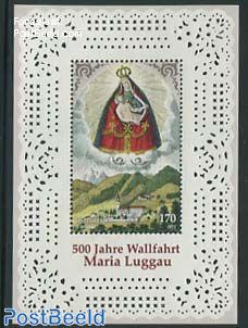 Pilgrimage Maria Luggau s/s