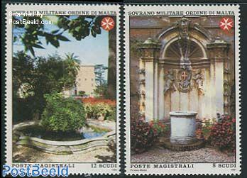 Fountains 2v