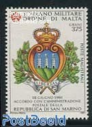 Postal convention 1v