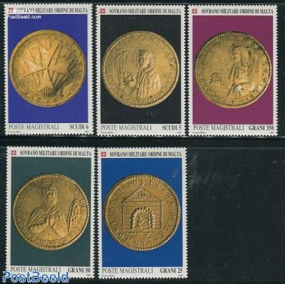 Medals 5v