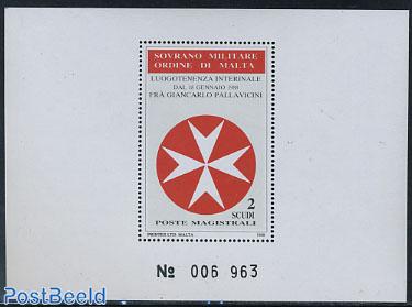 Maltese Order s/s