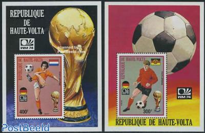 Football games Germany, Streich, Cruyff 2 s/s