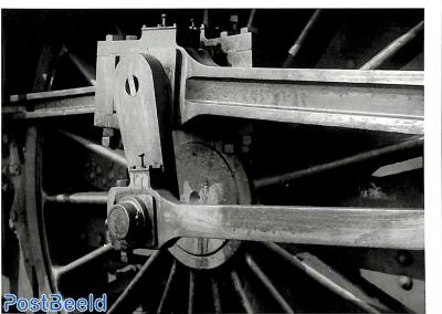 Albert Renger Patzsch, locomotive 1923