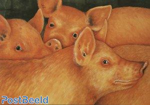 'Stuart Fowler's Pigs'