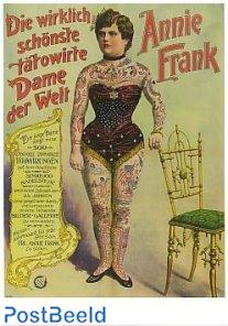 Circus, Annie Frank