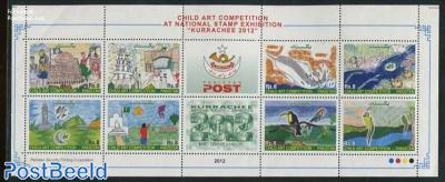 Childrens Art Competition 8v m/s