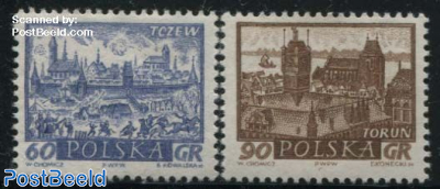 Definitives, cities 2v