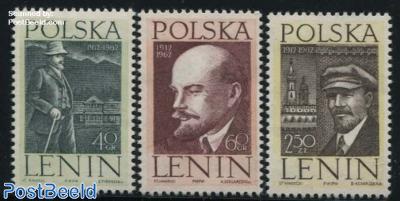 Lenin arrival 3v