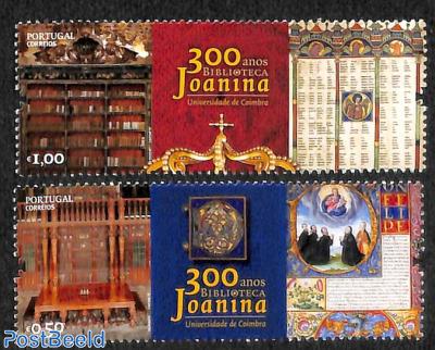 Joanina library 2v