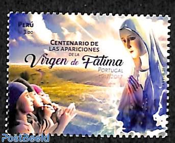 Maria of Fatima 1v