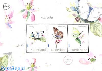 Butterflies s/s