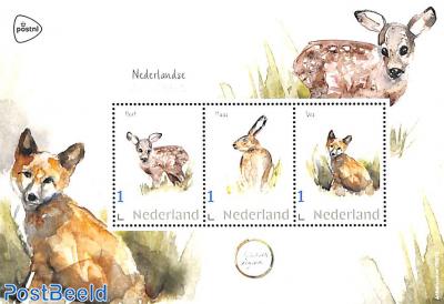 Mammals 3v m/s