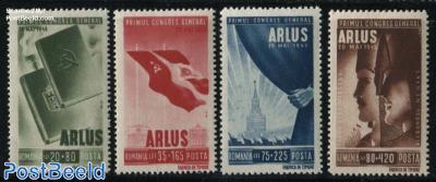 Arlus congress 4v