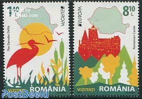 Europe, visit Romania 2v