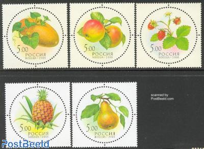 Fruits 5v, scented