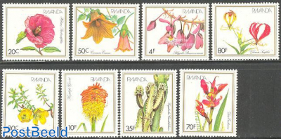 Flowers 8v