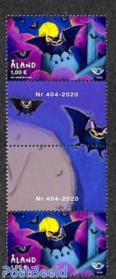 Norden, bats 1v, gutterpair
