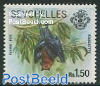 1.50, With year 1979, Stamp out of set
