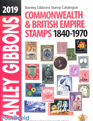 Stanley Gibbons Commonwealth & British Empire (1840-1970)