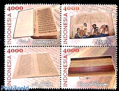 Old manuscripts 4v [+]