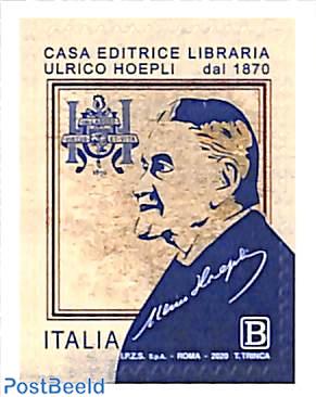 Ulrico Hoepli publishing house 1v s-a