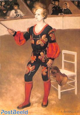 P.A. Renoir, Clown 1868