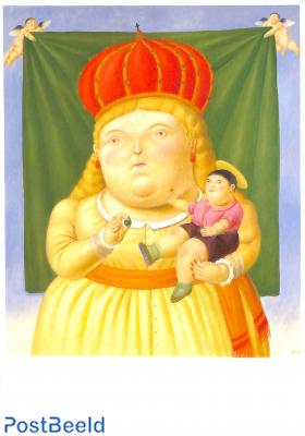Fernando Botero, Maria of Colombia