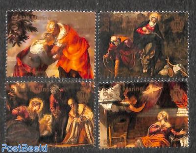 Tintoretto 4v