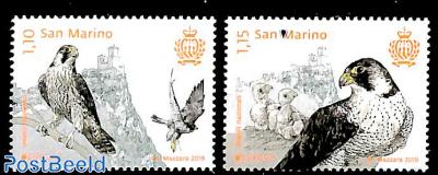 Europa, birds of prey 2v
