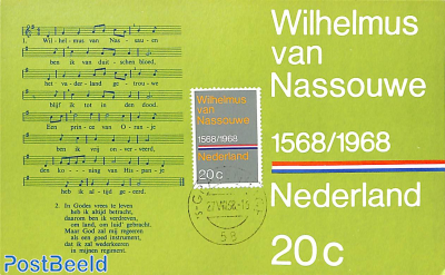 Wilhelmus max. card