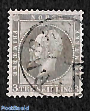 3Sk, King Oskar I, Grey