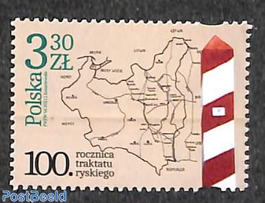 Treaty of Riga 1v
