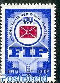 50 years F.I.P. 1v